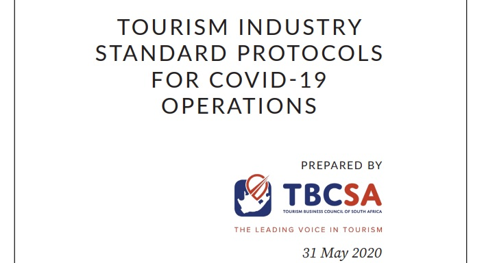 Tourism Industry Standard Protocols Covid-19